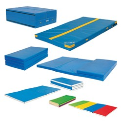 Gym and Crash Mats