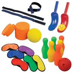 Primary Sports Equipment