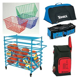 Storage and Carrying Accessories